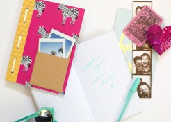 DIY Travel Journal for Kids (or Adults!)
