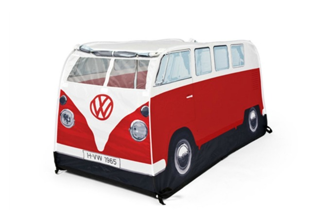 VW Bus Play Tent