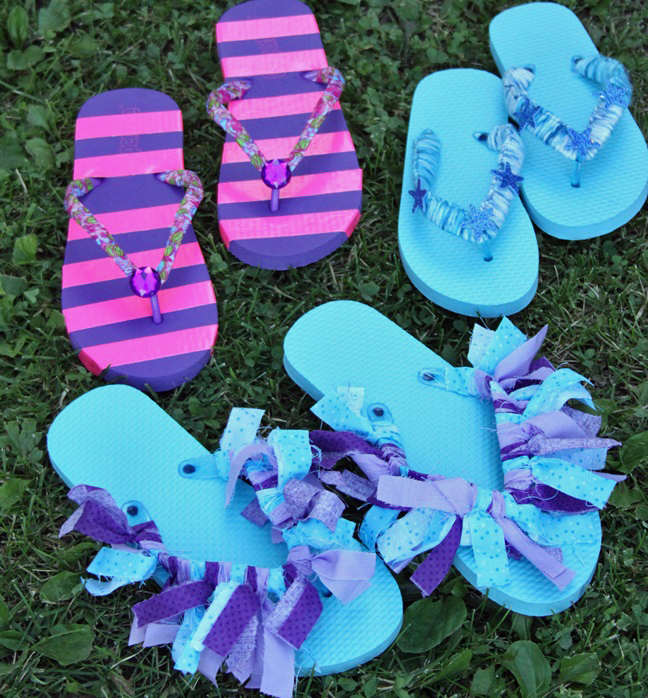 fun flip flop decorating ideas final 1