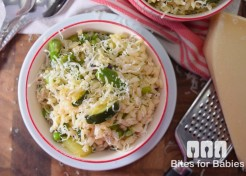 6 Tips for Making Perfect Risotto (Plus the Easiest Risotto Recipe Perfect for Baby & the Entire Family)