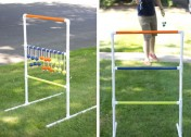 DIY PVC Pipe Ladder Golf Game