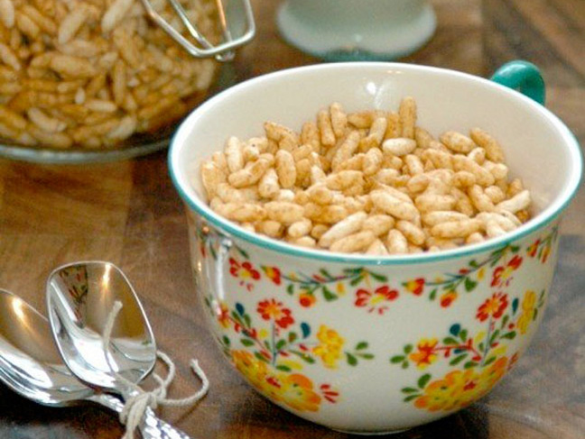 is rice cereal bad for babies