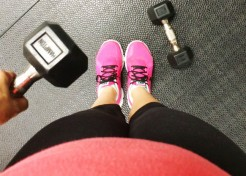 Working Out While Pregnant: Learning My New Limits