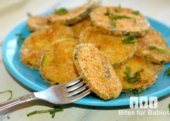 Healthy Zucchini Recipes for Baby