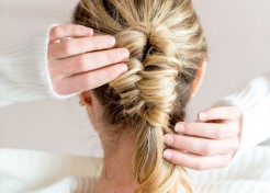 6 Chic & Easy Braids You Can Do Yourself