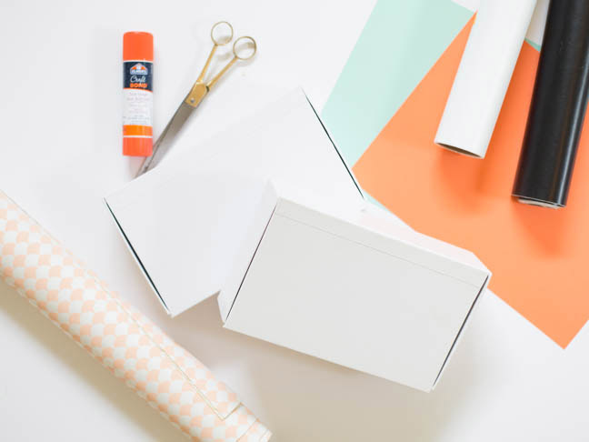 pencil-boxes-colored-paper-scissors-glue