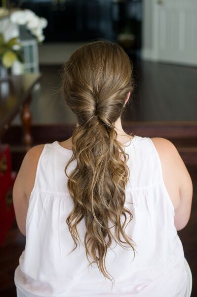 How to spice up your ponytail