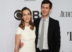 Leighton Meester & Adam Brody Welcome Daughter (UPDATE)