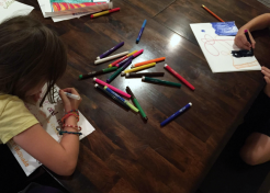 I'm Opening a Writer's Retreat When I Retire (& My Kids Are Designing It)