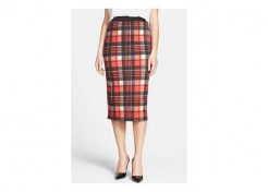 On Trend: Plaid Picks to Prep Up Your Fall Wardrobe