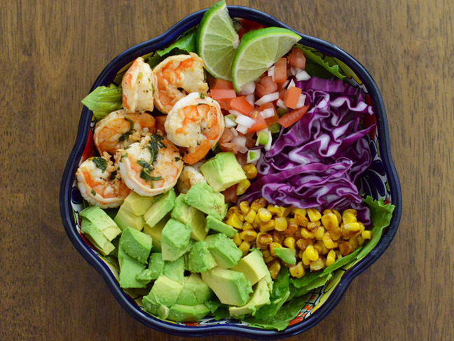 Shrimp-Avocado-Taco-Salad-11