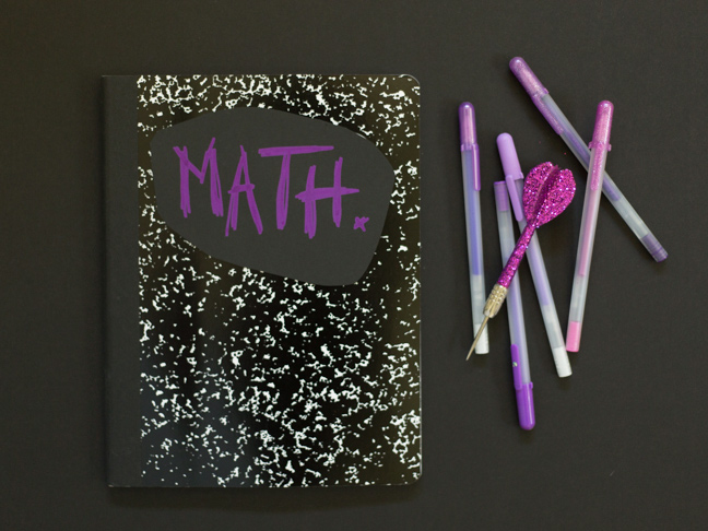 diy-paint-pen-subject-notebook