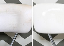 The Easiest Way to Clean White Furniture