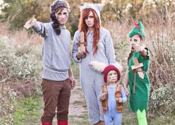 11 Family Halloween Costumes That'll Turn Heads