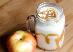 Disneyland Caramel Apple Smoothie Copycat Recipe