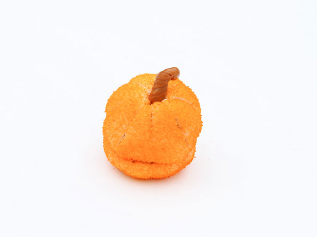 Pumpkin Mini Cakes Tutorial