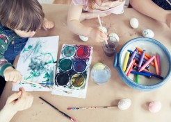 Toddler-Friendly Crafts for Rainy Autumn Days