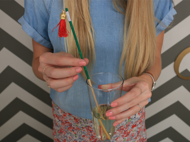 Holiday Drink Stirrers