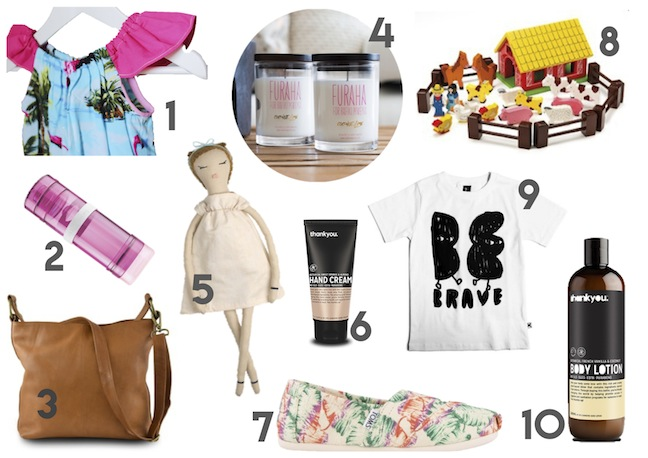 Charity Christmas gift guide - Mumtastic