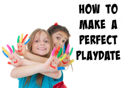 How to Make a Perfect Playdate