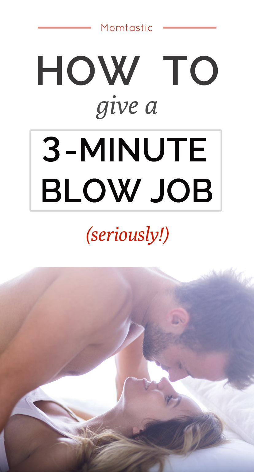 benefits of blowjob