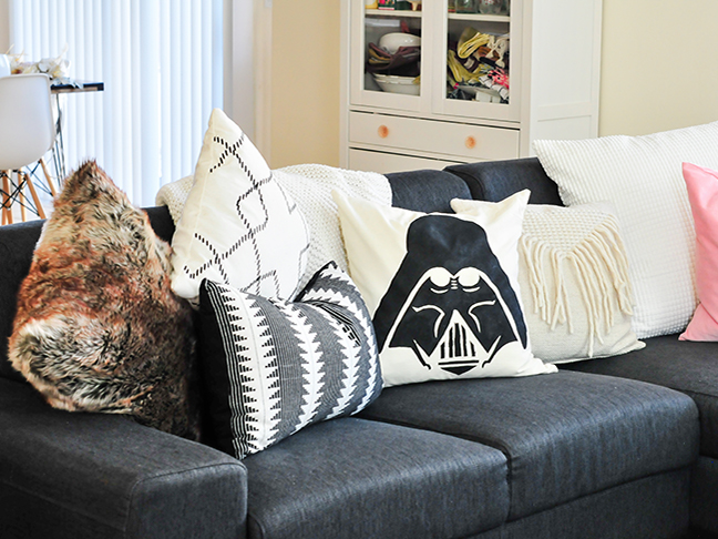 Star Wars-themed movie night