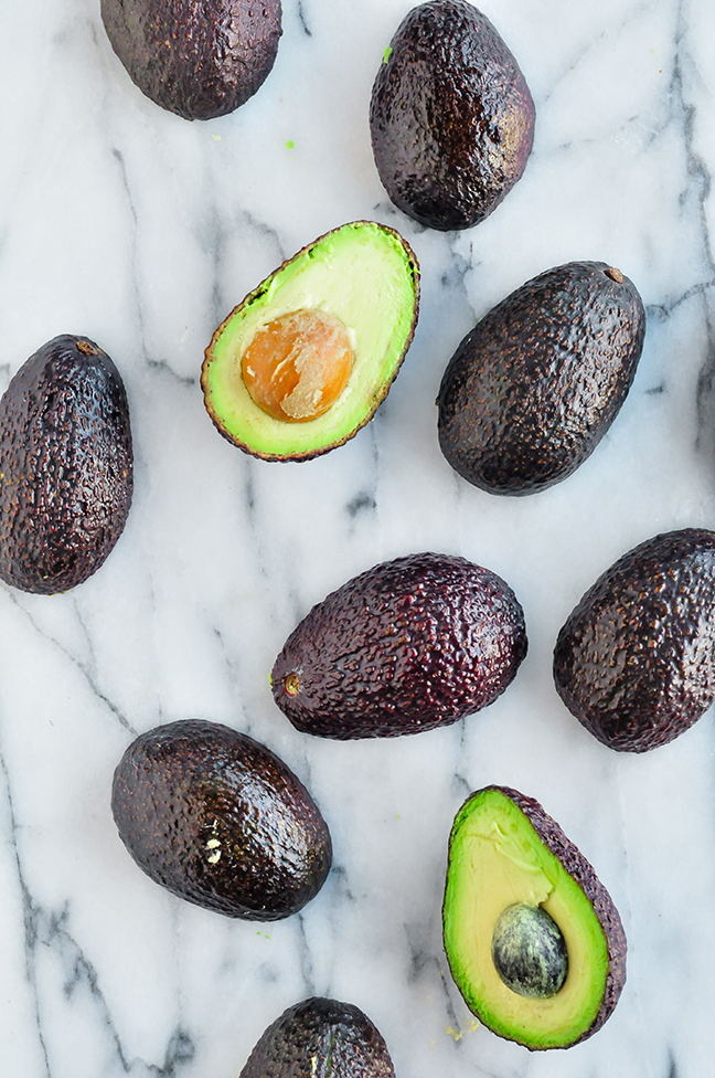 The Trick To Stopping Avocados From Ripening Too Quickly