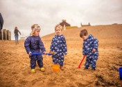 Wet Weather Essentials for Toddlers