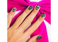 15 Nail Art Wraps I'm Crushing on for the Holidays