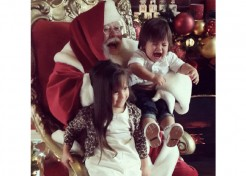 These Celebrity Kids Have Priceless Reactions to Santa
