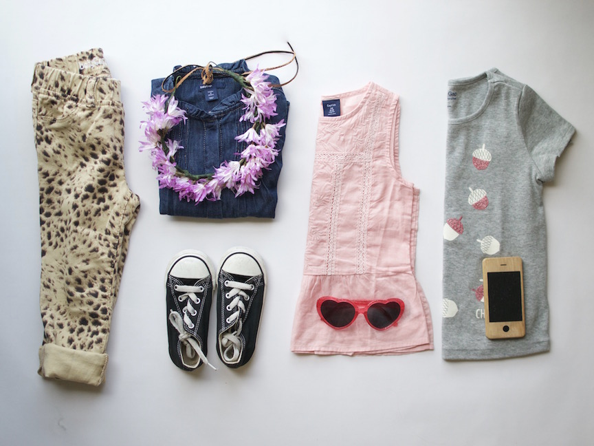 Creating a family capsule wardrobe with GAP - Mumtastic and Patchwork Cactus