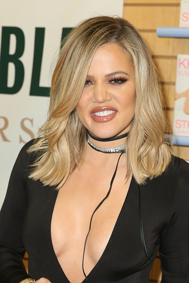 Hottest Hairstyles for 2016 khloe kardashian
