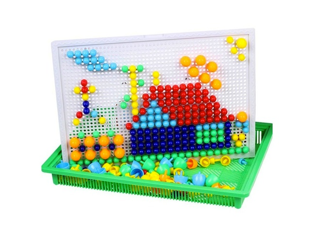 Pegboard from YIXIN