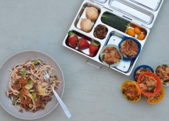 Simplify School: From Dinner To Lunch Box