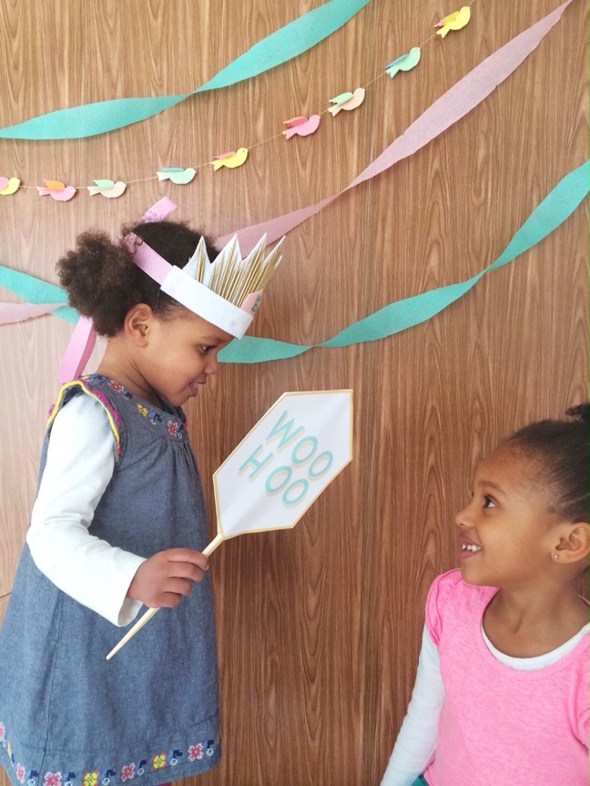 DIY Starburst Birthday Crown for Kids Parties | Shauna Younge | Momtastic
