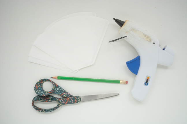 hot glue gun scissors