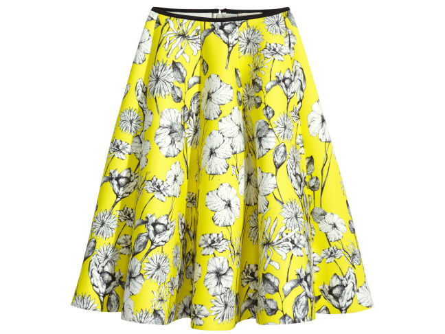 h-and-m-scuba-look-circle-skirt