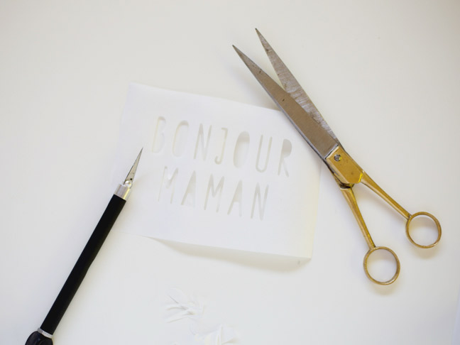 freezer-paper-stencil-scissors-craft-knife