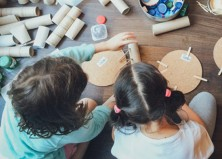 Little Ways You Can Build Your Kid's Imagination Before Bed