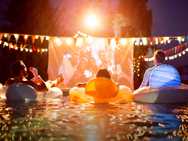 movie-night-backyard-pool