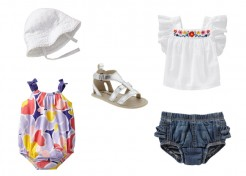Super Cute Baby Girl Clothes on Sale at Old Navy