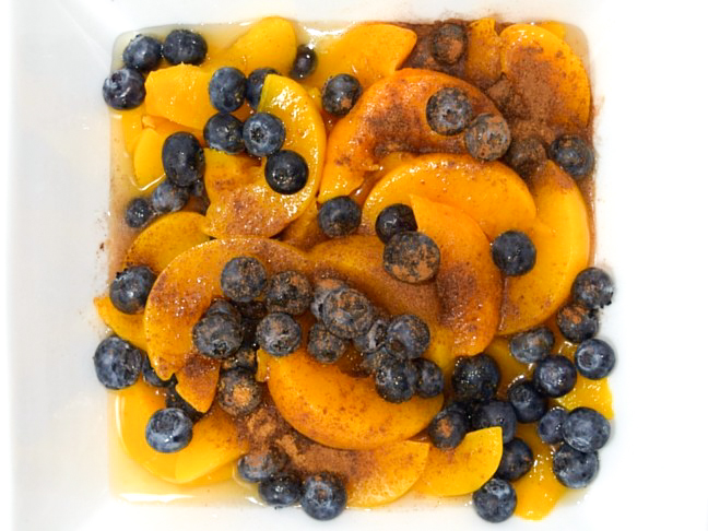 peach-blueberry-galette