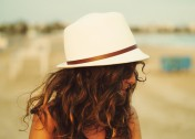 DIY Sea Salt Spray (Made From Stuff You'll Already Have on Your Beach Vacation)