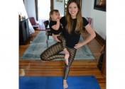 9 Ways to Practice Yoga with Your Baby