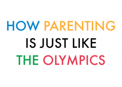 How Parenting Is Just Like the Olympics