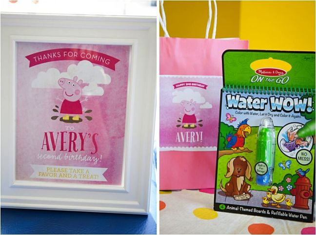 Semi Diy Peppa Pig Birthday Party All The Supplies You Need