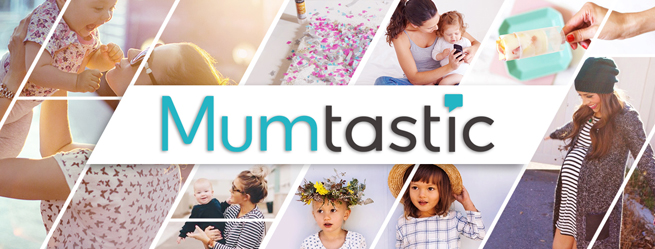 Mumtastic About Page Header Image