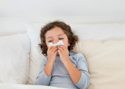 Infographic: Does My Kid Have a Cold or the Flu?