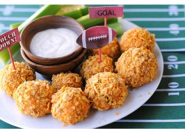 31 'Skinny' Football Snacks Perfect for Game Day