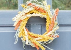 11 Easy-to-Make Fall Wreaths for Your Front Door